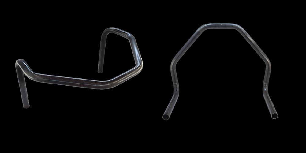 Cadre metalice din teava pentru protectie pompe benzinarie